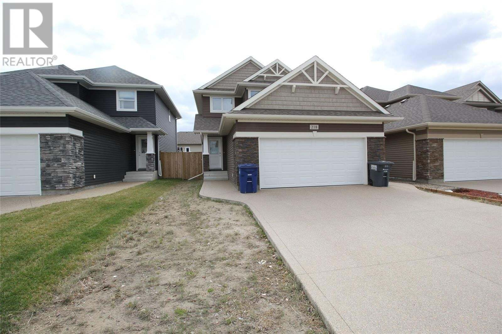 House for sale at 218 Lewin Cres Saskatoon Saskatchewan - MLS: SK808934