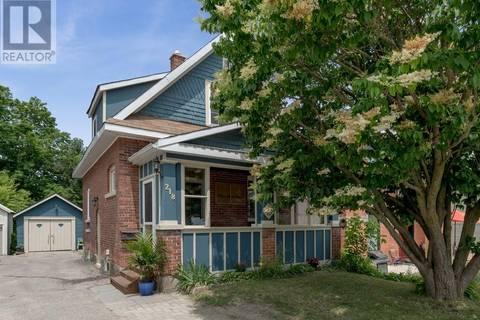House for sale at 218 Mississaga St Orillia Ontario - MLS: 207807