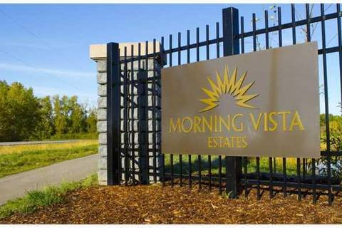 Home for sale at 218 Morning Vista Ri Rural Rocky View County Alberta - MLS: C4288367