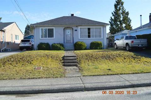House for sale at 218 Ninth Ave New Westminster British Columbia - MLS: R2443578