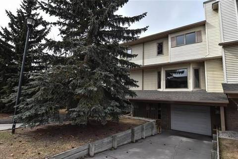 Townhouse for sale at 218 Patina Pk Southwest Calgary Alberta - MLS: C4232930