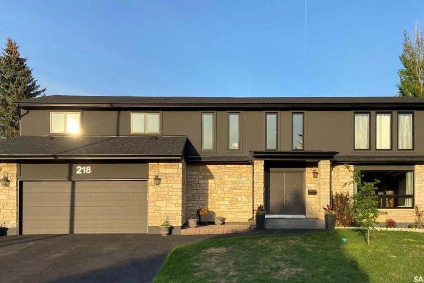 House for sale at 218 Quill Ct Saskatoon Saskatchewan - MLS: SK810242