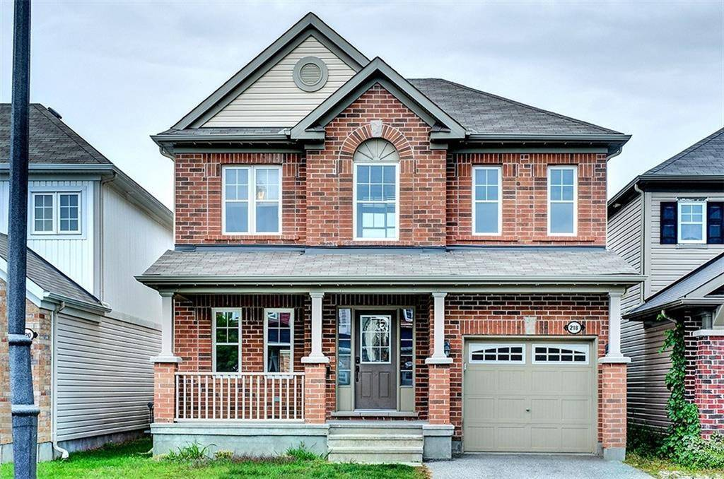 House for sale at 218 Tempest Dr Ottawa Ontario - MLS: 1169127