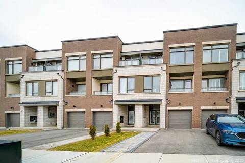 Townhouse for sale at 218 Wheat Boom Dr Oakville Ontario - MLS: W4728067