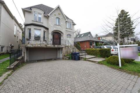 House for rent at 218 Wilfred Ave Toronto Ontario - MLS: C4768147