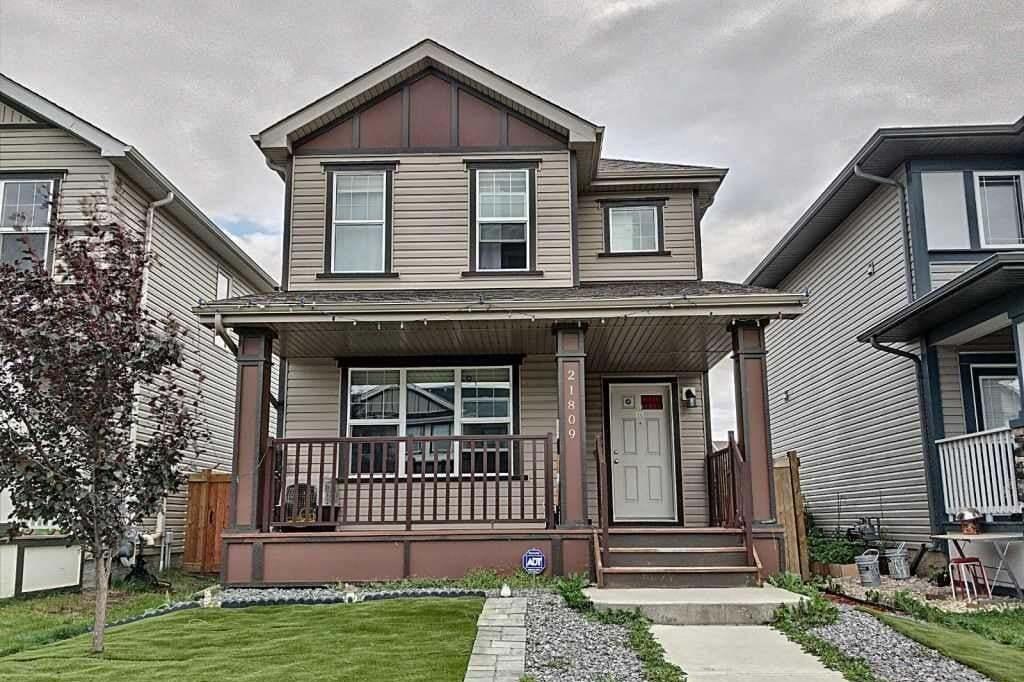 House for sale at 21809 99a Av NW Edmonton Alberta - MLS: E4210708