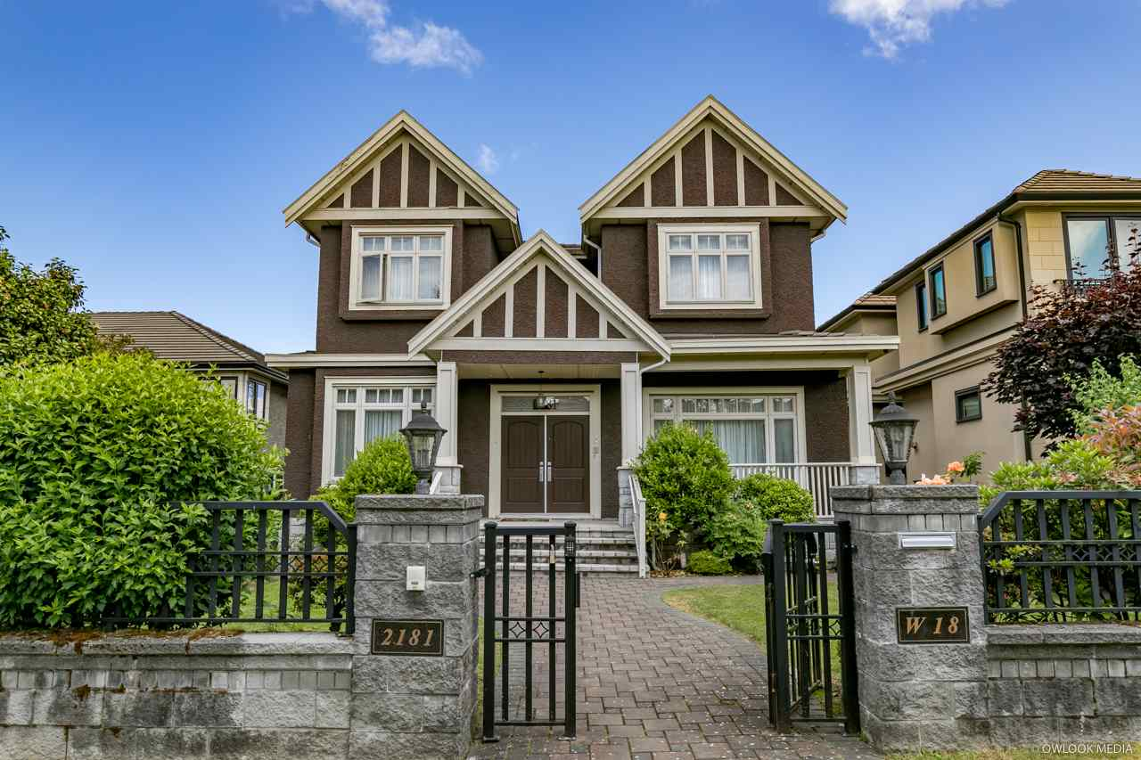 Removed: 2181 West 18th Avenue, Vancouver, BC - Removed on 2018-08-15 15:09:09