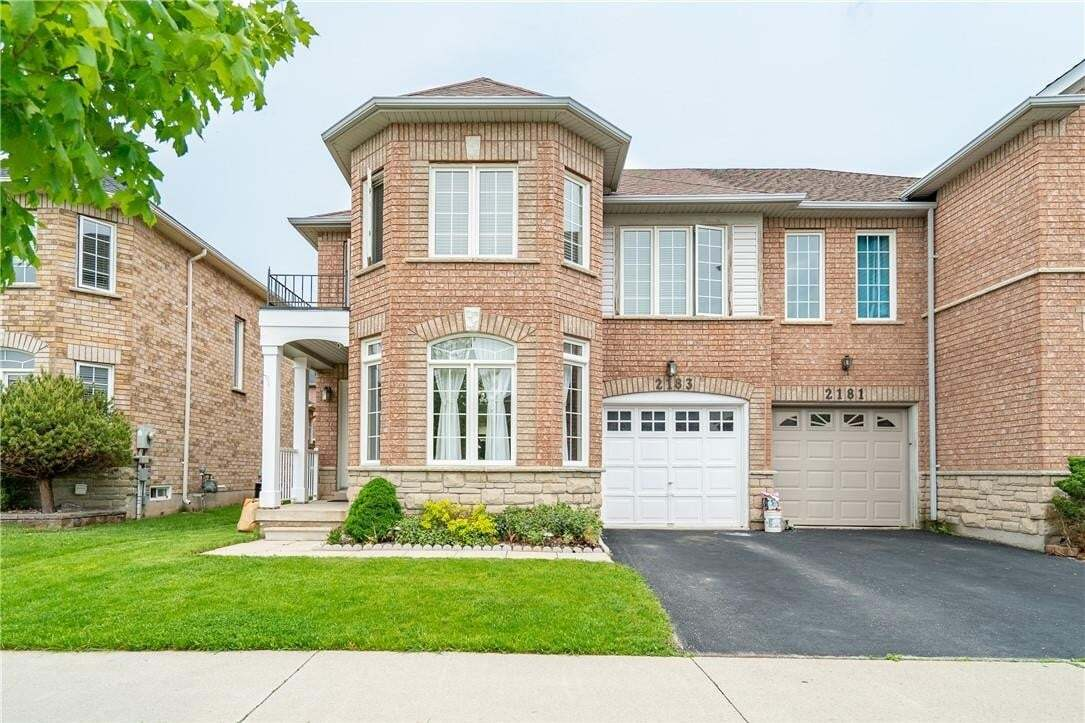 House for rent at 2183 Sutton Dr Burlington Ontario - MLS: H4079034