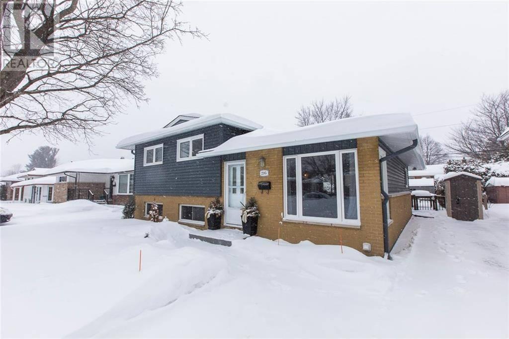 House for sale at 2185 Bingham St Ottawa Ontario - MLS: 1182344