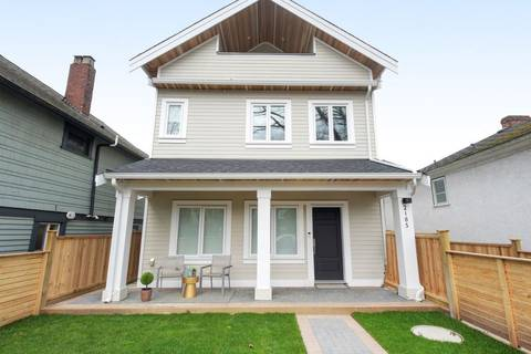 Townhouse for sale at 2185 2nd Ave E Vancouver British Columbia - MLS: R2439441
