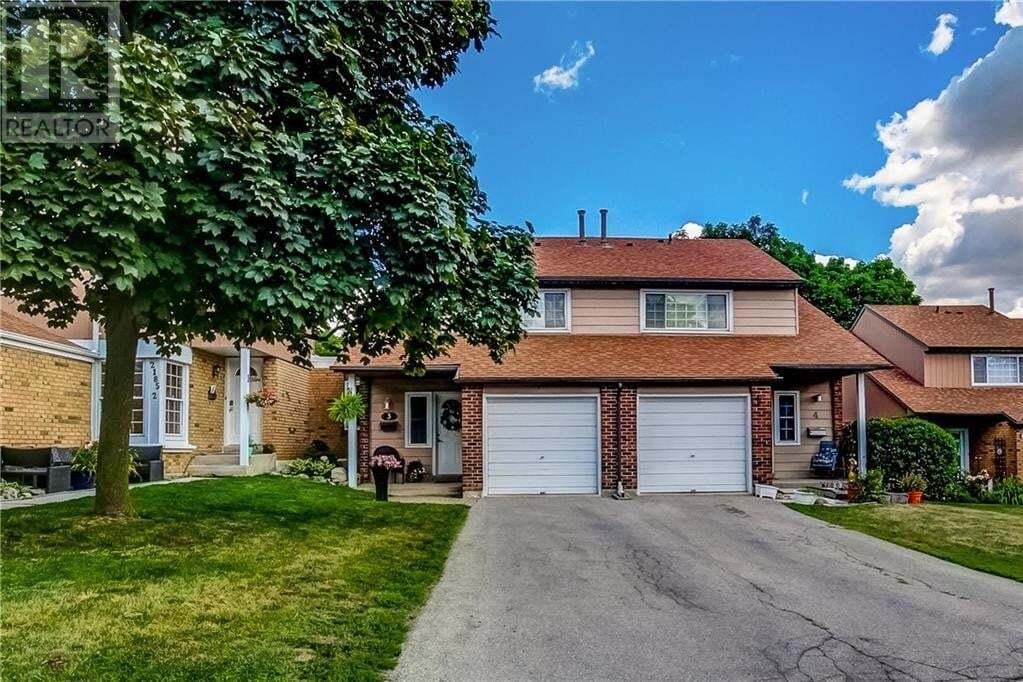 Townhouse for sale at 2185 Fairchild Blvd Burlington Ontario - MLS: 30826269