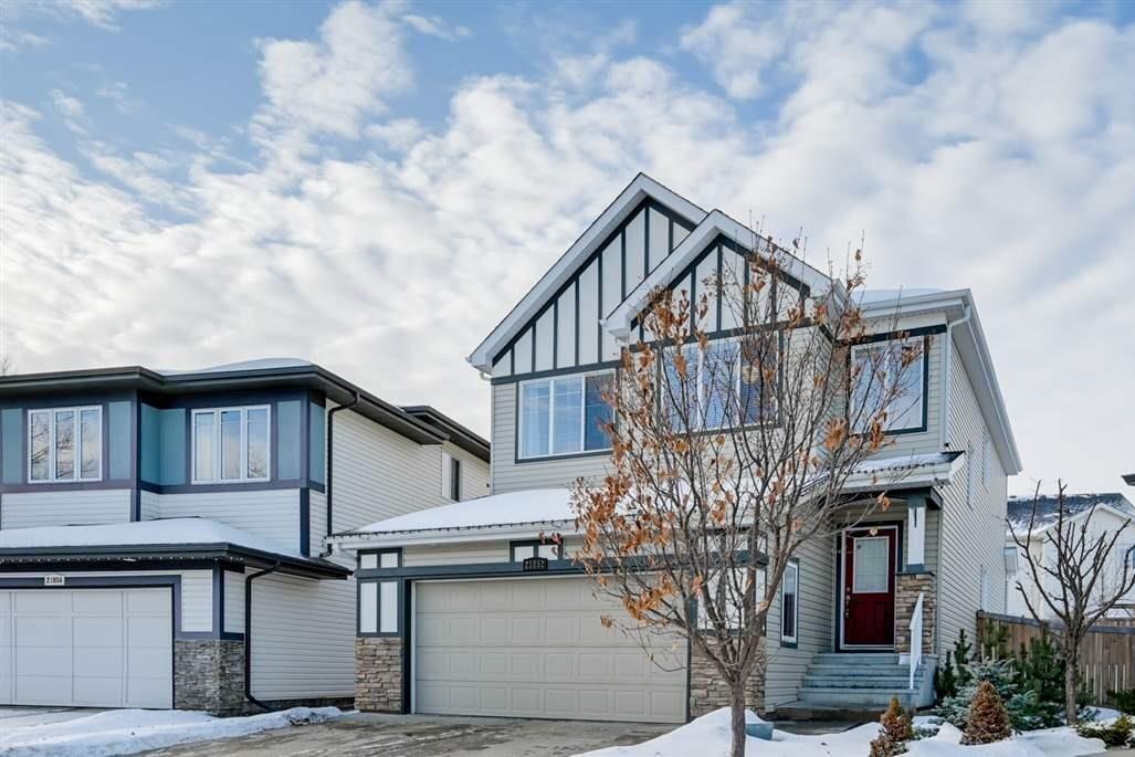 House for sale at 21852 95a Av NW Edmonton Alberta - MLS: E4225224