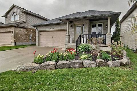 House for sale at 2186 Thornicroft Cres London Ontario - MLS: X4458607