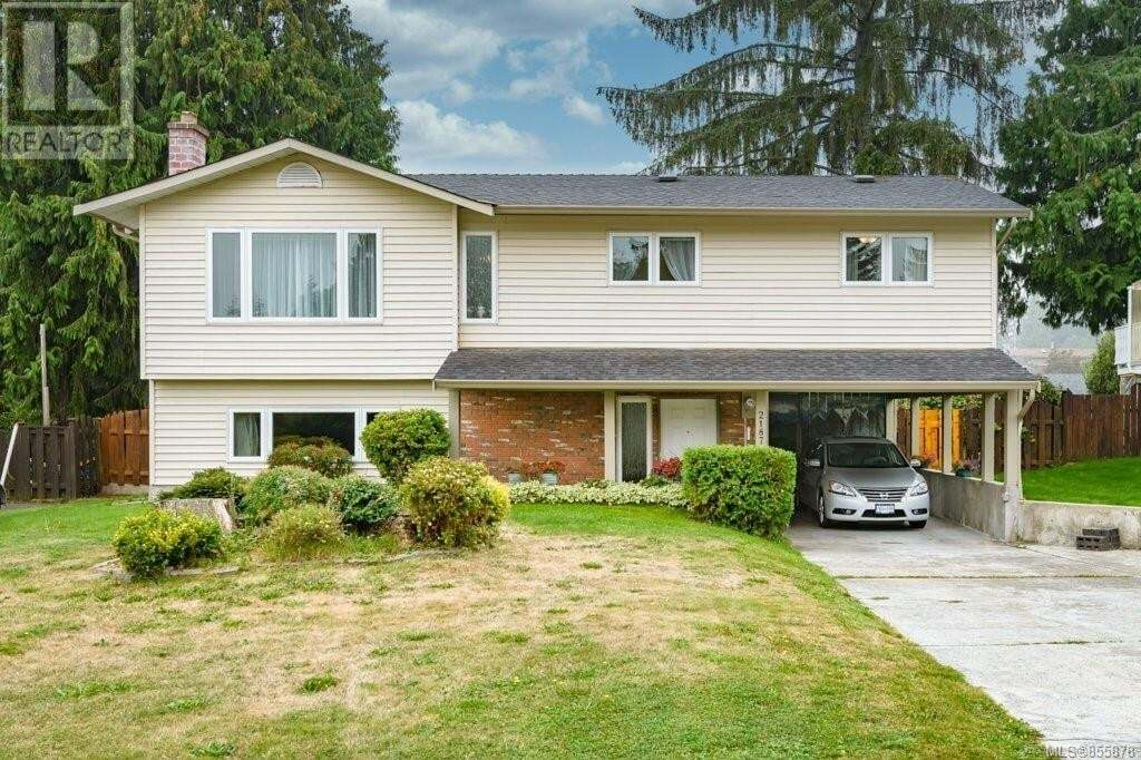 House for sale at 2187 Noel Ave Comox British Columbia - MLS: 855878