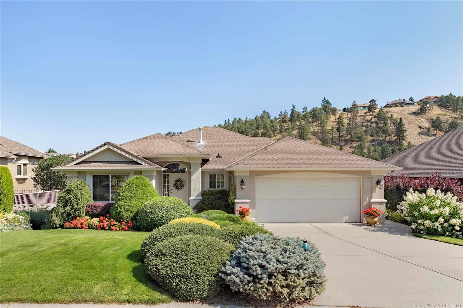 House for sale at 2188 Chilcotin Cres Kelowna British Columbia - MLS: 10190161