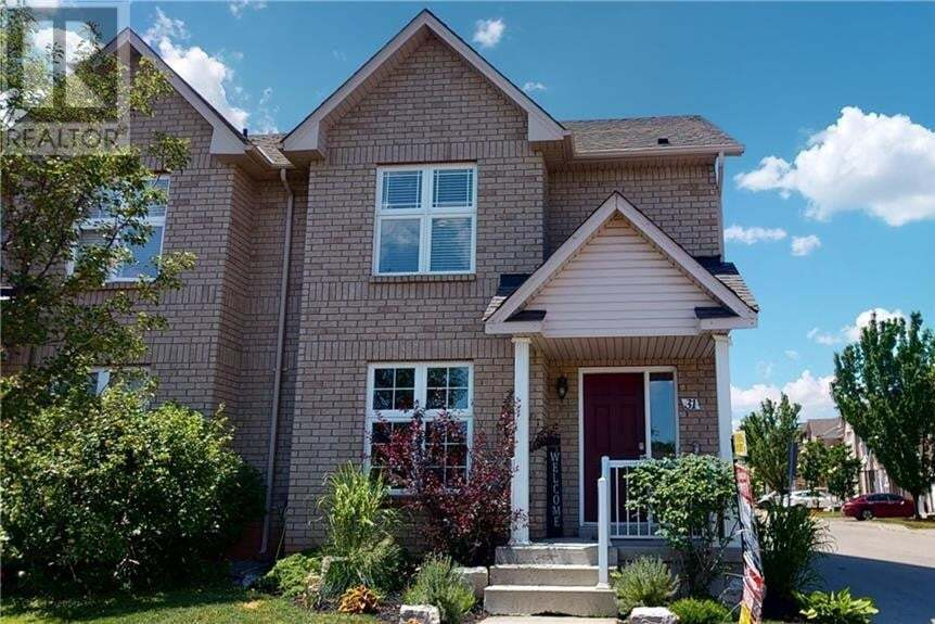 Townhouse for sale at 2189 Postmaster Dr Oakville Ontario - MLS: 30817702