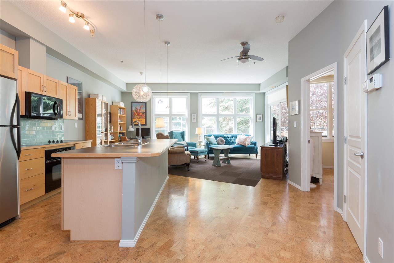 For Sale: 208 - 10147 112 Street, Edmonton, AB | 2 Bed, 1 Bath Condo for $324,900. See 28 photos!