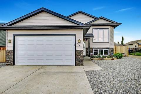 House for sale at 219 11a Ave Northeast Sundre Alberta - MLS: C4264912