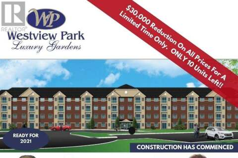 Condo for sale at 1880 Westview  Unit 219 Lasalle Ontario - MLS: 20002458
