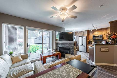 Condo for sale at 20259 Michaud Cres Unit 219 Langley British Columbia - MLS: R2390745