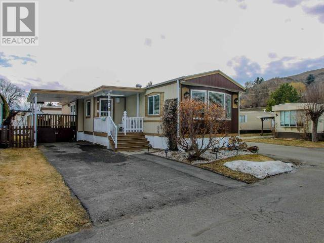 Residential property for sale at 2192400 Oakdale Wy Unit 219 Kamloops British Columbia - MLS: 154307
