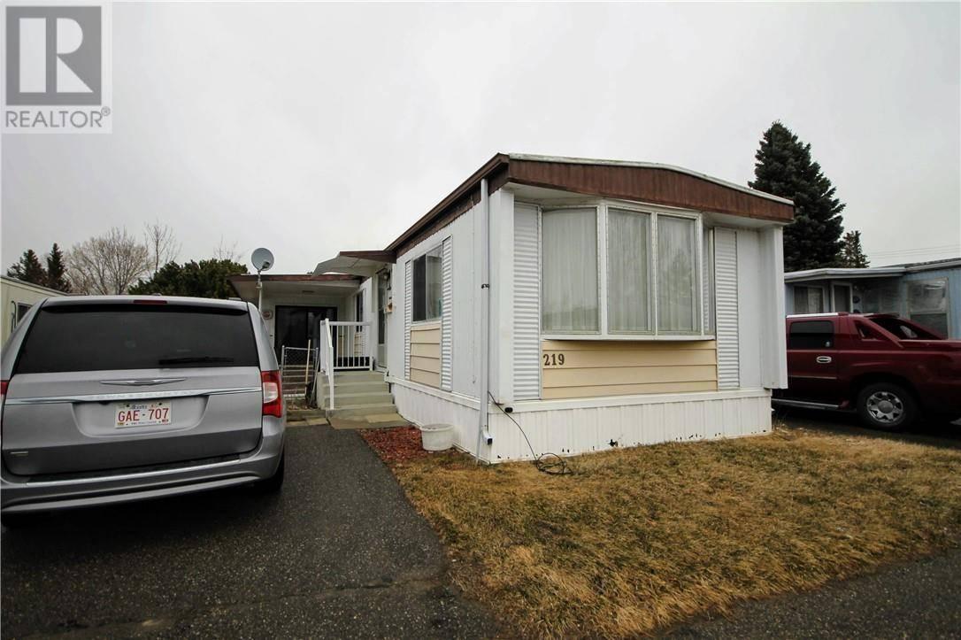 Residential property for sale at 2300 13 St N Unit 219 Lethbridge Alberta - MLS: ld0191188