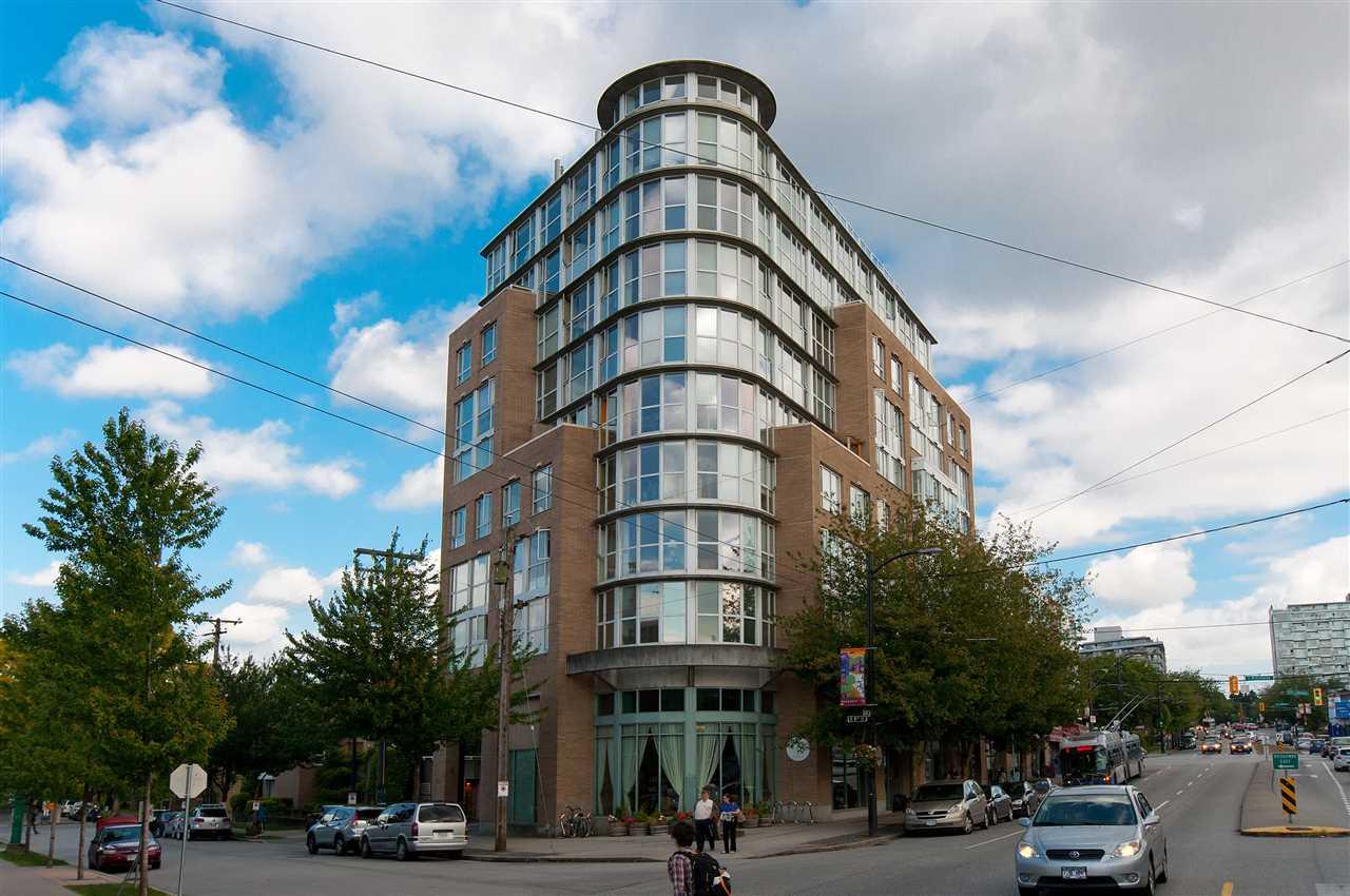 Buliding: 288 East 8th Avenue, Vancouver, BC