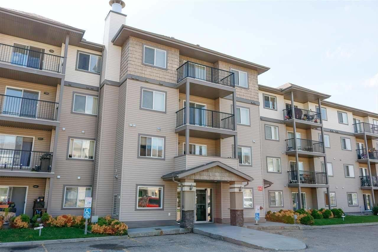 Condo for sale at 309 Clareview Station Dr NW Unit 219 Edmonton Alberta - MLS: E4203612