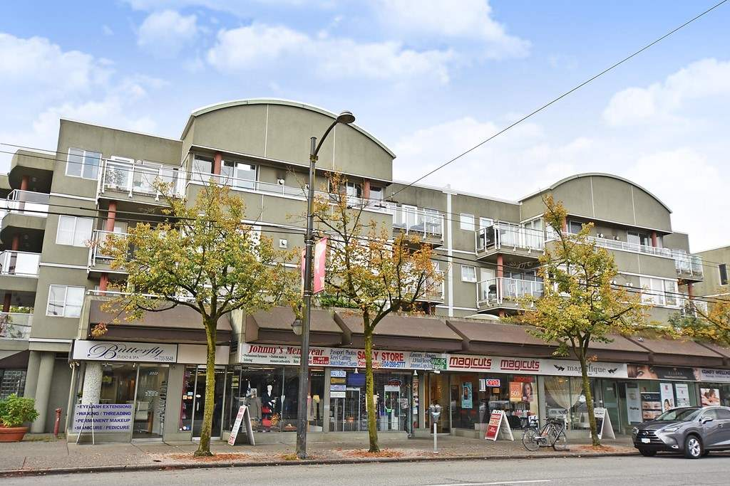 Removed: 219 - 3250 West Broadway Avenue, Vancouver, BC - Removed on 2019-09-27 08:30:07