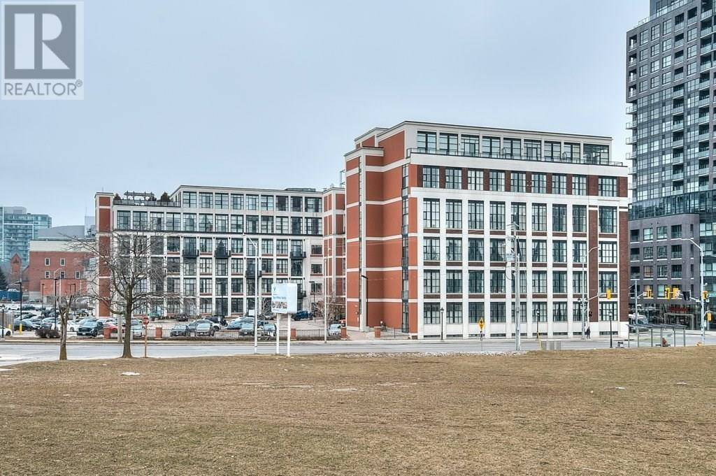 Condo for sale at 404 King St West Unit 219 Kitchener Ontario - MLS: 30800303