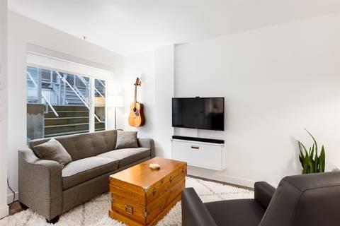 Condo for sale at 455 16th Ave E Unit 219 Vancouver British Columbia - MLS: R2436924