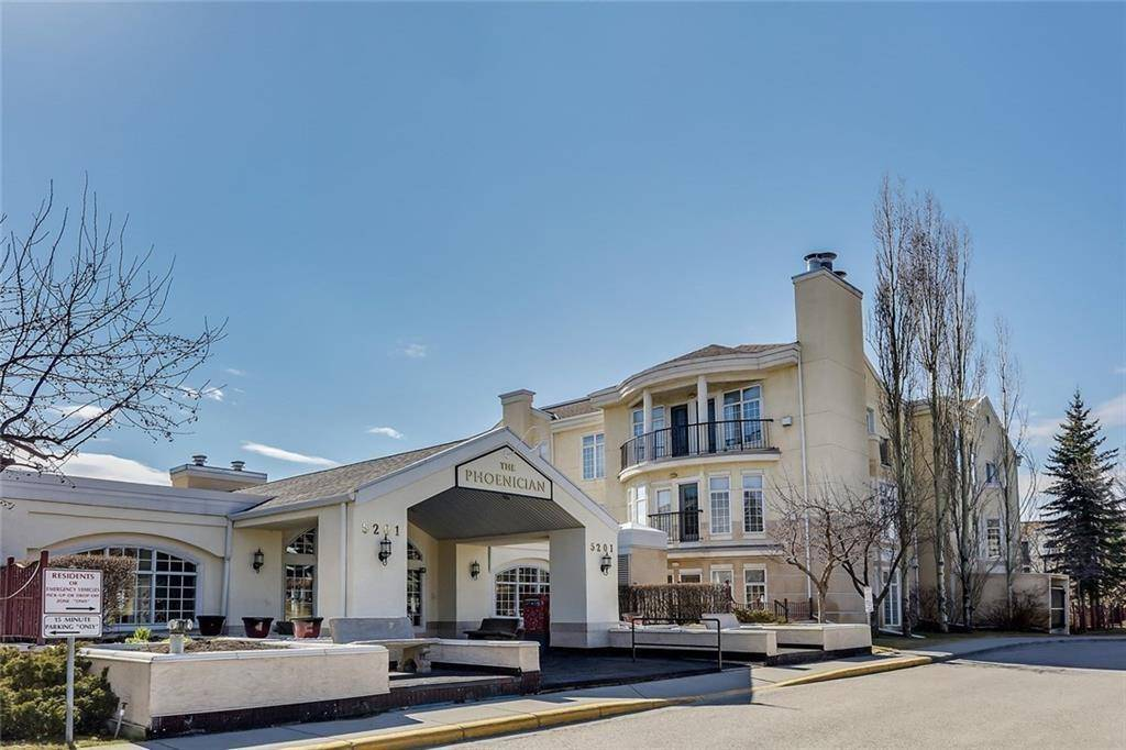 Condo for sale at 5201 Dalhousie Dr Nw Unit 219 Dalhousie, Calgary Alberta - MLS: C4247868
