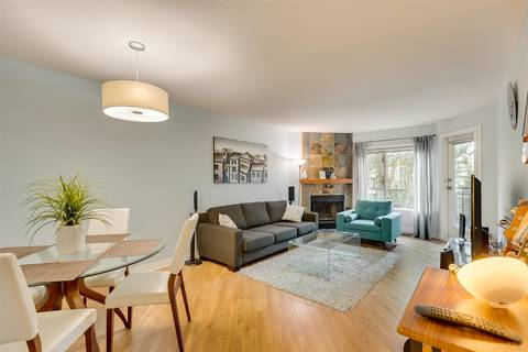 Condo for sale at 555 14th Ave W Unit 219 Vancouver British Columbia - MLS: R2428465
