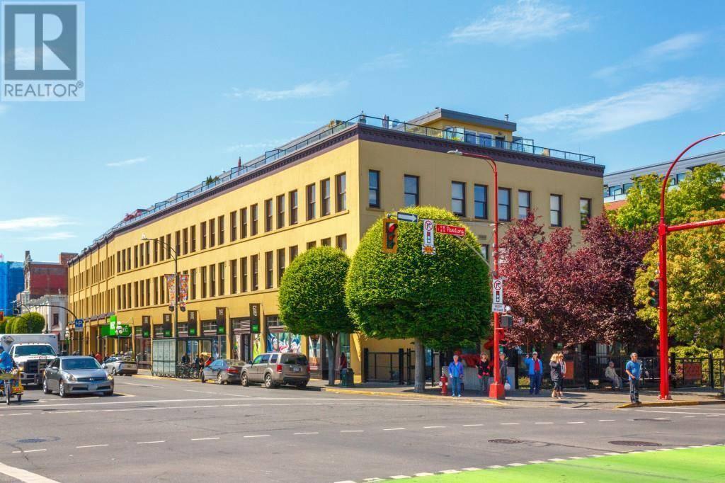 Condo for sale at 599 Pandora Ave Unit 219 Victoria British Columbia - MLS: 415935