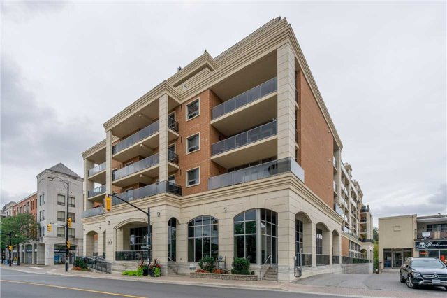 Sold: 219 - 83 Woodbridge Avenue, Vaughan, ON