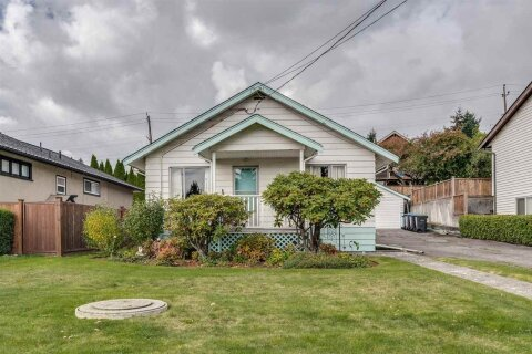 House for sale at 219 Blackman St New Westminster British Columbia - MLS: R2511037