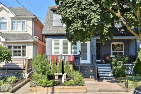 Townhouse for sale at 219 Boon Ave Toronto Ontario - MLS: W4822559