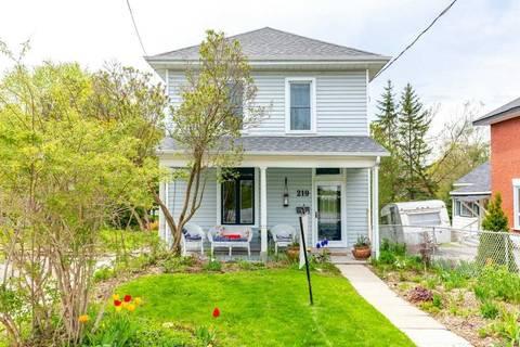 House for sale at 219 Carlisle Ave Peterborough Ontario - MLS: X4460099