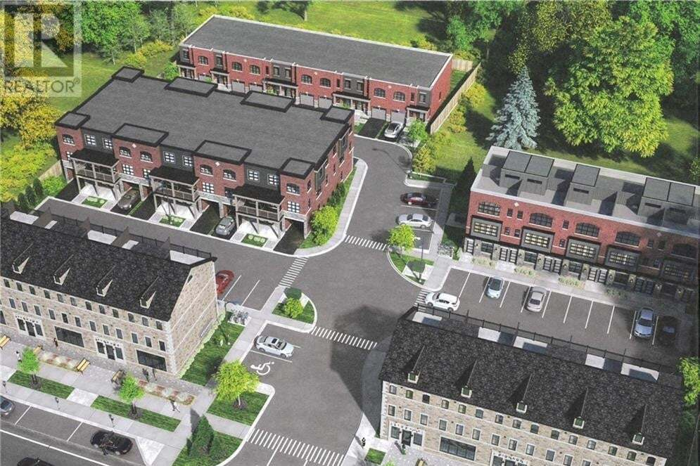 Townhouse for sale at 219 Dundas St East Waterdown Ontario - MLS: 30820281