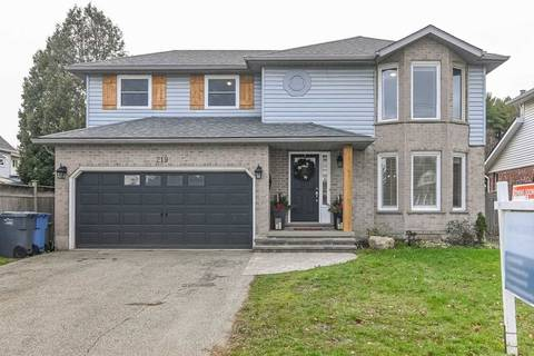 House for sale at 219 Elmira Rd Guelph Ontario - MLS: X4668677