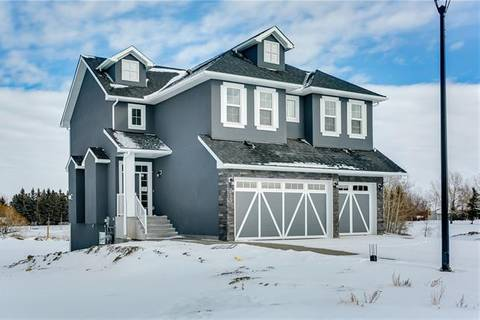 House for sale at 219 Kinniburgh Pl Chestermere Alberta - MLS: C4280503