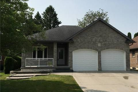 House for sale at 219 Long Dr Stratford Ontario - MLS: 30750542
