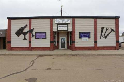 Commercial property for sale at 219 Main St Alliance Alberta - MLS: CA0193199