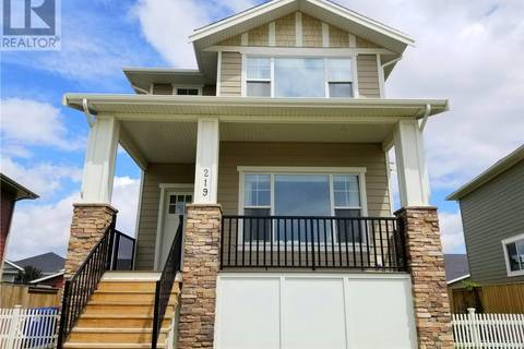 House for sale at 219 Meadows Blvd Saskatoon Saskatchewan - MLS: SK777377