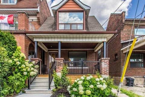 House for rent at 219 Oakwood Ave Toronto Ontario - MLS: C4717045