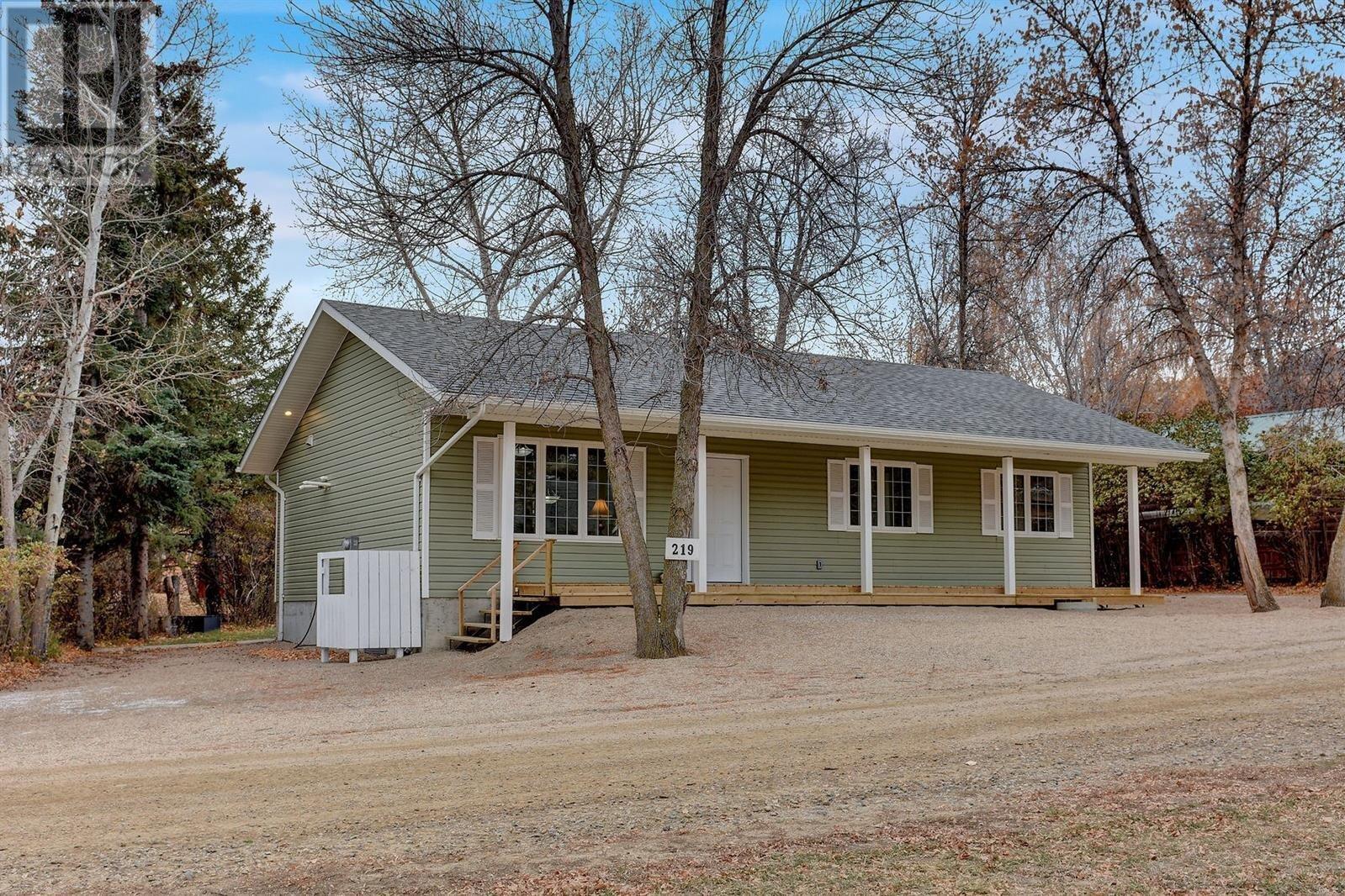 House for sale at 219 Parkview Rd Buffalo Pound Lake Saskatchewan - MLS: SK831147