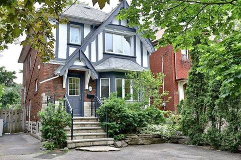 House for sale at 219 Strathearn Rd Toronto Ontario - MLS: C4494294