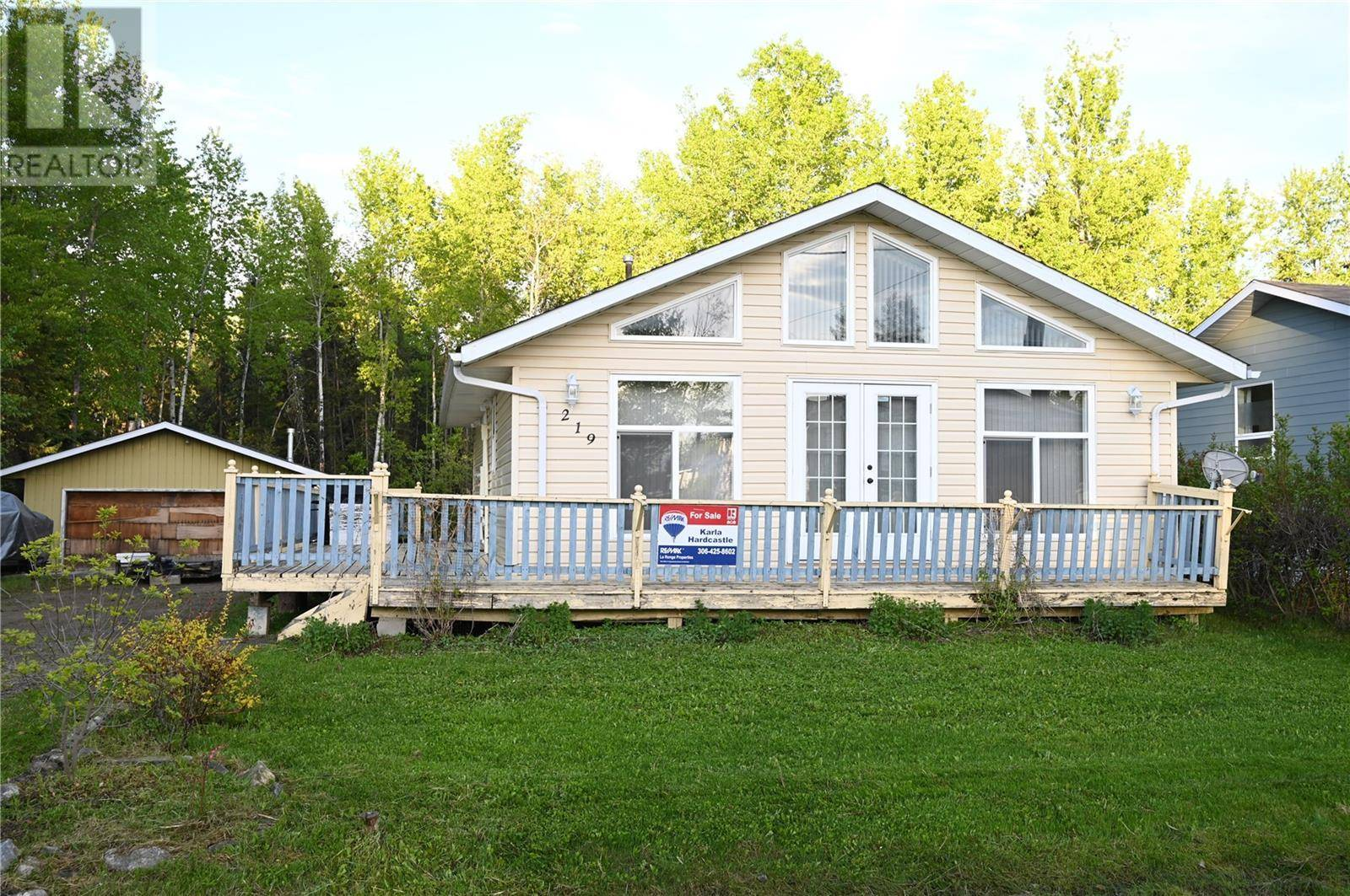 House for sale at 219 Vickers Cres Air Ronge Saskatchewan - MLS: SK764623