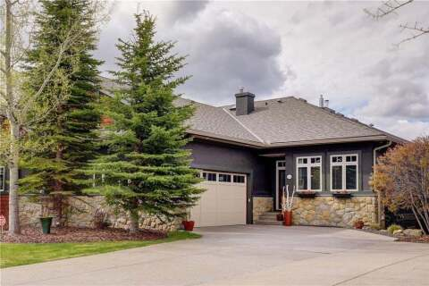 Townhouse for sale at 219 Whispering Woods Te Rural Rocky View County Alberta - MLS: C4297765