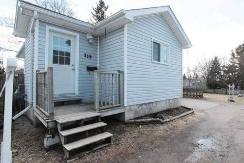 House for sale at 219 Yeovil St Port Hope Ontario - MLS: X4410131